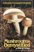 Mushrooms Demystified 2ND Edition Cover