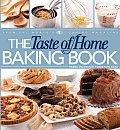 Taste Of Home Baking Book