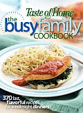 Taste Of Home Busy Family Cookbook