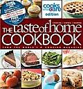 The Taste of Home Cookbook: Cooks Who Care Edition