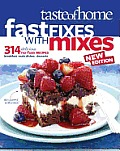 Taste of Home Fast Fixes with Mixes New Edition 355 Delicious Recipes from Simple Starters