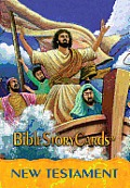 Biblestorycards NT Card Pack (50 Cards)