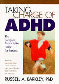 Taking Charge of Adhd 1995 Edition Cover