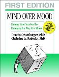 Mind Over Mood: A Cognitive Therapy Treatment for Clients Cover