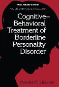 Cognitive-Behavioral Treatment of Borderline Personality Disorder (Diagnosis & Treatment of Mental Disorders) Cover
