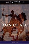 Mark Twain Joan of Arc Cover