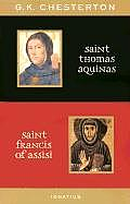 St. Thomas Aquinas and ST. Francis of Assisi Cover