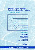 Templates for the Solution of Algebraic Eigenvalue Problems: A Practical Guide (Journeybook)