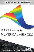Computational Science and Engineering #7: A First Course on Numerical Methods