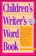 Childrens Writers Word Book
