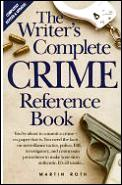 Writers Complete Crime Reference Book