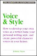 Voice & Style How To Develop Your Own Vo
