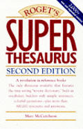 Rogets Superthesaurus 2ND Edition