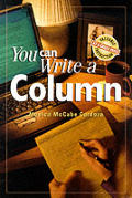 You Can Write a Column (You Can Write It!) Cover