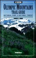 Olympic Mountains Trail Guide 2nd Edition
