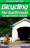 Bicycling The Backroads Of Northwest Oregon 2nd Edition