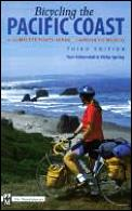 Bicycling the Pacific Coast: A Complete Route Guide, Canada to Mexico Cover