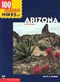 Arizona (100 Classic Hikes) Cover