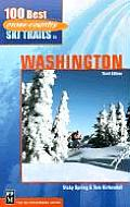 100 Best Cross-Country Ski Trails in Washington