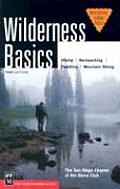 Wilderness Basics 3RD Edition Complete Handbook Fo Cover
