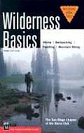 Wilderness Basics 3rd Edition Complete Handbook Fo