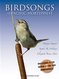Birdsongs of the Pacific Northwest with CD (Audio) Cover