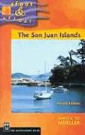 Afoot & Afloat San Juan Islands 4TH Edition Cover