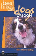 Best Hikes with Dogs: Oregon Cover