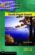 Afoot & Afloat South Puget Sound (Afoot & Afloat) Cover