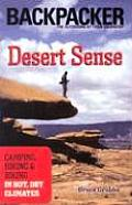 Backpacker Desert Sense Camping Hiking &
