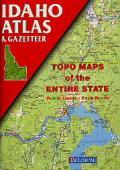 Idaho Atlas & Gazetteer