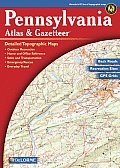 Pennsylvania - Delorme6th Edition (Pennsylvania Atlas & Gazetteer)