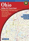 Destination Atlas-Ohio - Delorme 5th Edition (Ohio Atlas & Gazetteer)