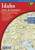 Idaho Atlas & Gazetteer 3RD Edition