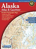 Alaska Atlas & Gazetteer 5TH Edition Cover