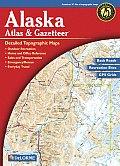 Alaska Atlas & Gazetteer 5th Edition