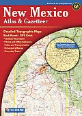 New Mexico Delorme 2nd Edition (New Mexico Atlas & Gazetteer)