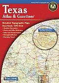 Texas (Texas Atlas & Gazetteer)
