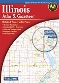 Illinois Atlas & Gazetteer (Illinois Atlas & Gazetteer)