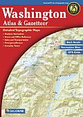 Washington Atlas & Gazetteer 10TH Edition