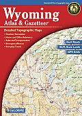 Destination Atlas-wyoming - Delorme 3RD Edition (Wyoming Atlas & Gazetteer)