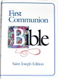Saint Joseph First Communion Bible-NABRE