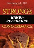 Strongs Handi Reference Concordance