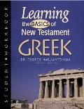 Learning the Basics of New Testament Greek for Beginners-Workbook