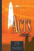 The Book of Acts: Witnesses to the World
