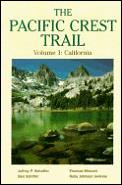 Pacific Crest Trail Volume 1 California Cover