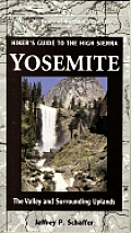 Hikers Guide To Yosemite 6th Edition High Sierra