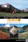Backpacking Idaho 1ST Edition 2003