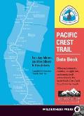 Pacific Crest Trail Data Book 4TH Edition Cover