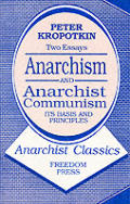 Anarchist Communism Books | RM.